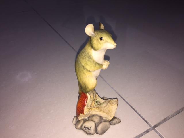 我が家のネズミ