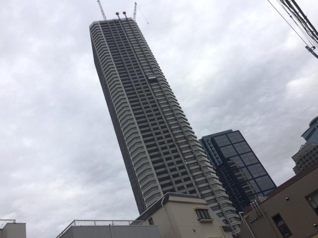 60階建てのマンション