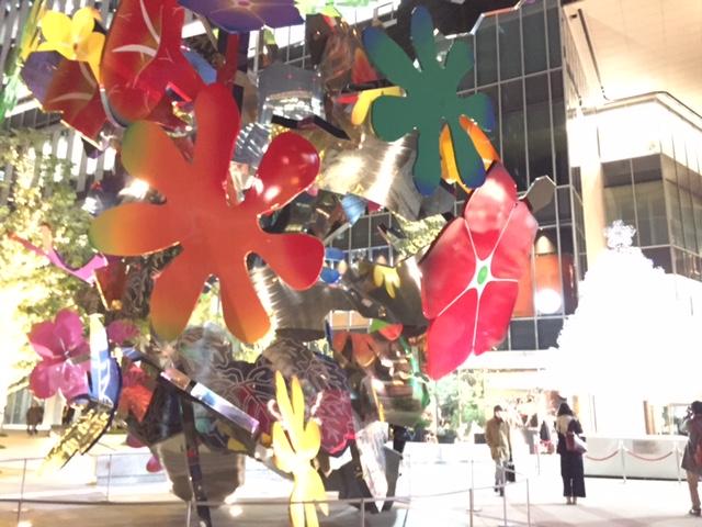 プリンスホテル赤坂のクリスマス