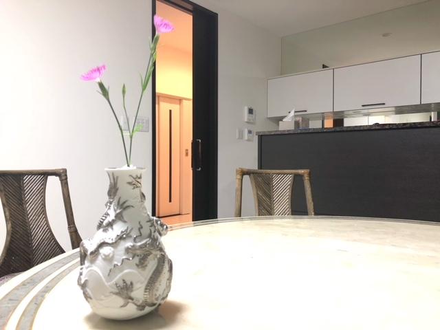 リアドロの龍の花瓶