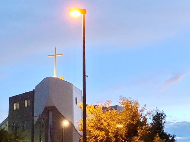 池袋の教会