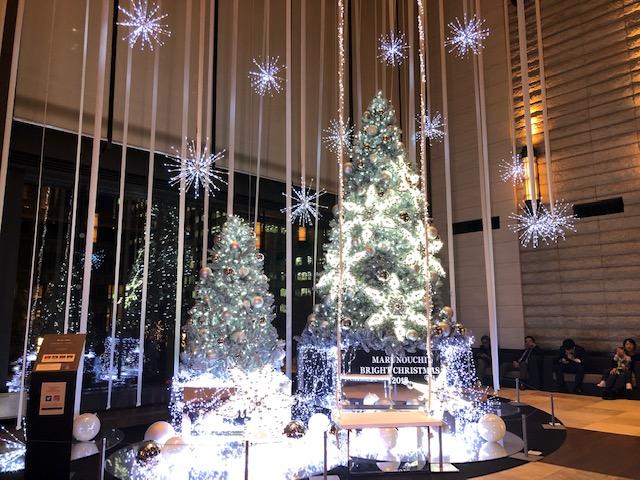 新丸のクリスマス