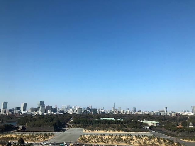 今日の東京